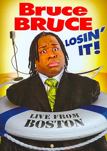 BRUCE BRUCE:LOSIN IT BY BRUCE BRUCE (DVD)